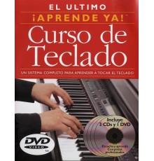 ¡Aprende Ya! Curso de Teclado   DVD   3