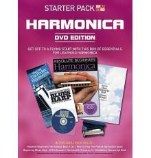 Starter Pack Harmonica DVD Edition