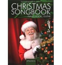 Christmas Songbook. Piano,Vocal,Guitar