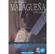 Flamenco por Malagueña   CD