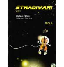 Stradivari Viola Vol. 3   CD