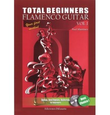 Total Beginners Flamenco Guitar Vol. 1
