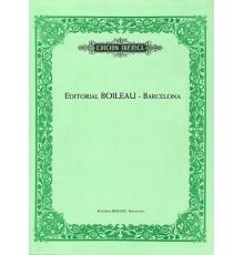 Método Práctico de Canto Contralto y Baj