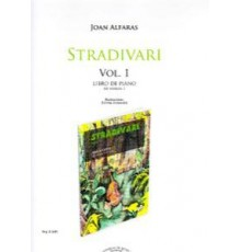 Stradivari Violin Vol. 1 Piano Acco.