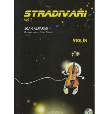 Stradivari Violín Vol. 3   CD