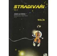 Stradivari Violín Vol. 3   CD