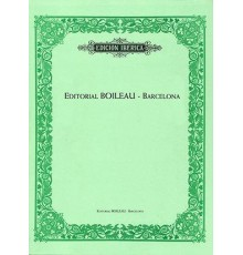Concerto para Piano y Orquesta/ Full Sco