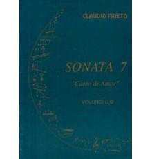"""Sonata 7 """"Canto de Amor"""""""