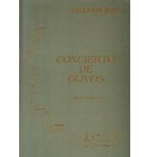 Concierto de Olivos/ Full Score