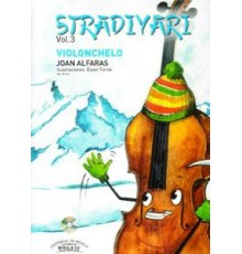 Stradivari Violonchelo Vol. 3   CD
