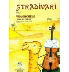 Stradivari Violonchelo Vol. 1   CD