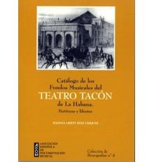 Catálogo de los Fondos Musicales de Teat
