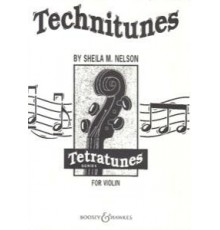 Technitunes for Violin