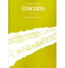 Concerto D - Dur Op. 7 Nº 6/ Red.Pno.