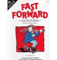 Fast Forward. Violin Part   CD