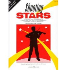 Shooting Stars Violín   CD