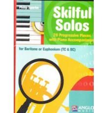 Skilful Solos   CD. Barítono