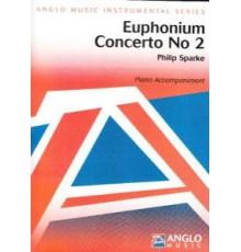 Euphonium Concerto Nº 2/ Red.Pno