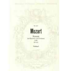 Konzert A-Dur KV 622/ Violín I