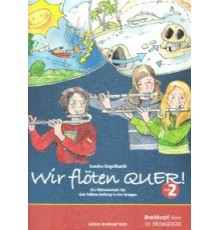 Wir Flöten Quer! Vol. 2