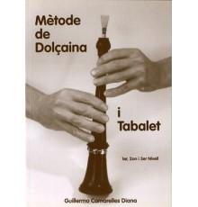 Mètode de Dolçaina i Tabalet. 1er, 2on i