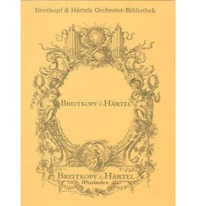 Konzert F moll BWV 1056/ Full Score