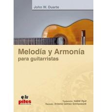 Melodía y Armonía para Guitarristas