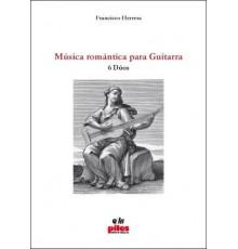 Música Romántica para Guitarra   CD