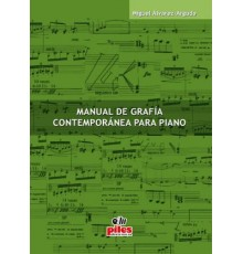 Manual de Grafía Contemporánea para Pian