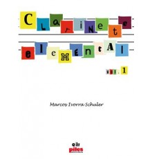 Clarinete Elemental Vol. 1