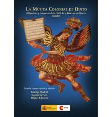La Música Colonial de Quito