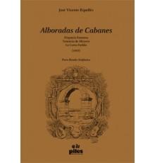 Alboradas de Cabanes/ Score & Parts
