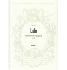 Symphonie Espagnole Op. 21/ Violin I