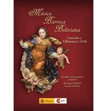Música Barroca Boliviana/ Full Score