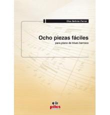 Ocho Piezas Fáciles para Piano de Blues