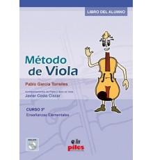 Método de Viola Curso 3   CD