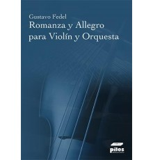 Romanza y Allegro para Violín y Orquesta