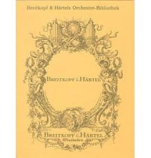 Kantate BWV 68 / Score