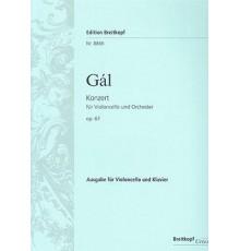Konzert Op. 67/ Red.Pno.