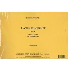 Latin District pour 2 Quatours de