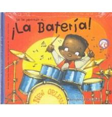 De la Percusion a la Batería   CD