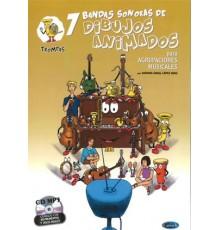 7 Bandas Sonoras de Dibujos Animados   C