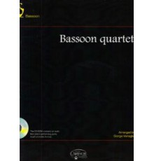 Bassoon Quartet   CD