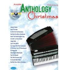 Anthology Christmas   CD Accordion 16 Ca
