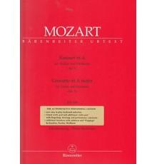 Concerto in A Major Nº 5 KV 219/ Red.Pno