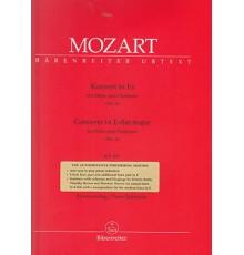 Concerto in E-Flat Major Nº4 KV 495/ Red