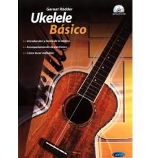 Ukelele Básico   CD