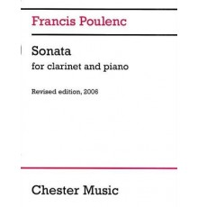 Sonata for Clarinet and Piano (Revisión