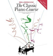 The Classic Piano Course Book 1