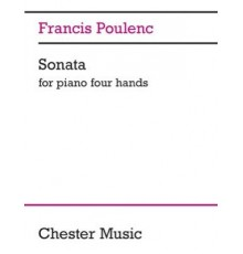 Sonata for Piano four Hands